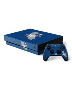 Los Angeles Dodgers Home Turf Xbox One X Bundle Skin
