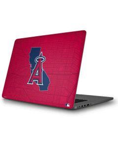 Los Angeles Angels Home Turf Apple MacBook Pro Skin