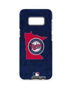 Minnesota Twins Home Turf Galaxy S8 Pro Case