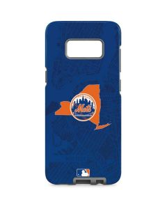 New York Mets Home Turf Galaxy S8 Pro Case