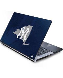New York Yankees Home Turf Generic Laptop Skin