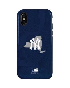New York Yankees Home Turf iPhone X Pro Case