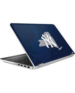 New York Yankees Home Turf HP Pavilion Skin