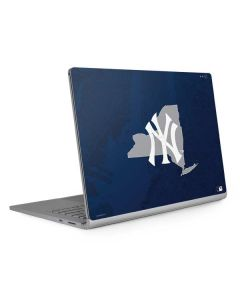 New York Yankees Home Turf Surface Book 2 13.5in Skin