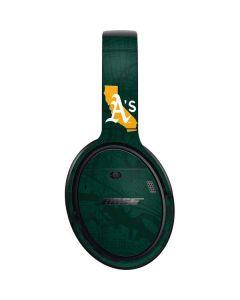 Oakland Athletics Home Turf Bose QuietComfort 35 II Headphones Skin