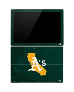 Oakland Athletics Home Turf Surface Pro 4 Skin