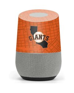 San Francisco Giants Home Turf Google Home Skin