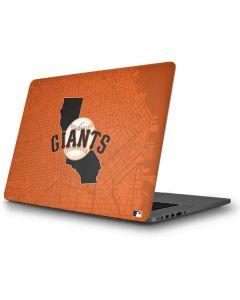 San Francisco Giants Home Turf Apple MacBook Pro Skin