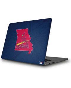 St. Louis Cardinals Home Turf Apple MacBook Pro Skin