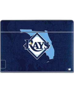 Tampa Bay Rays Home Turf Galaxy Book Keyboard Folio 12in Skin