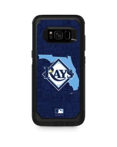 Tampa Bay Rays Home Turf Otterbox Commuter Galaxy Skin