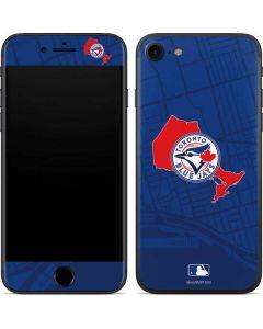 Toronto Blue Jays Home Turf iPhone 7 Skin