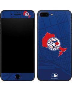 Toronto Blue Jays Home Turf iPhone 8 Plus Skin