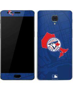 Toronto Blue Jays Home Turf OnePlus 3 Skin