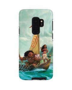 Moana and Maui Set Sail Galaxy S9 Plus Pro Case