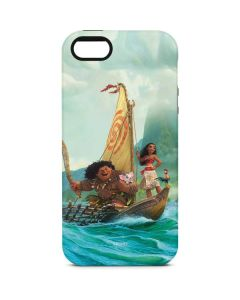 Moana and Maui Set Sail iPhone 5/5s/SE Pro Case