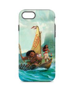 Moana and Maui Set Sail iPhone 7 Pro Case