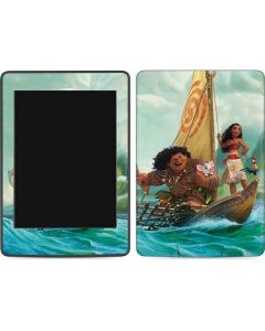 Moana and Maui Set Sail Amazon Kindle Skin