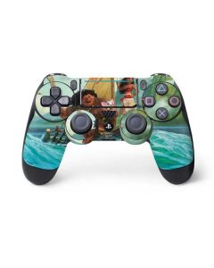 Moana and Maui Set Sail PS4 Pro/Slim Controller Skin