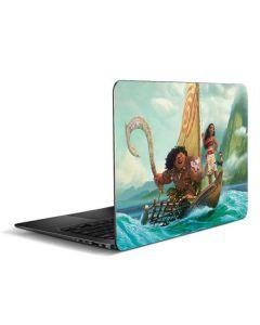 Moana and Maui Set Sail Zenbook UX305FA 13.3in Skin