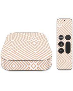 Modern Shapes Apple TV Skin