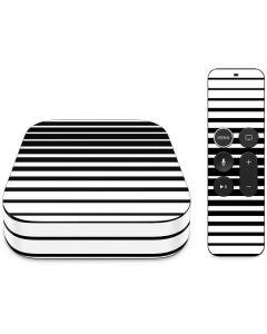 Modern Stripes Apple TV Skin