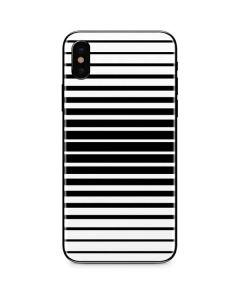 Modern Stripes iPhone XS Max Skin