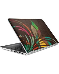 Mojito Brown HP Pavilion Skin