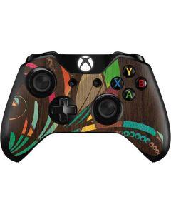 Mojito Brown Xbox One Controller Skin