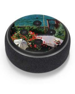 Monet - The Terrace at Sainte-Adresse Amazon Echo Dot Skin