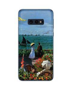 Monet - The Terrace at Sainte-Adresse Galaxy S10e Skin