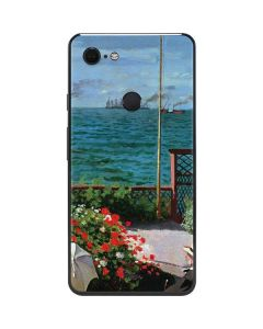 Monet - The Terrace at Sainte-Adresse Google Pixel 3 XL Skin