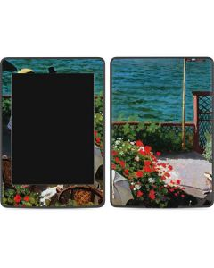 Monet - The Terrace at Sainte-Adresse Amazon Kindle Skin