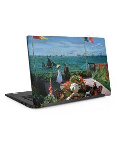 Monet - The Terrace at Sainte-Adresse Dell Latitude Skin