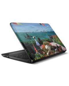 Monet - The Terrace at Sainte-Adresse HP Notebook Skin