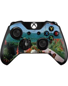Monet - The Terrace at Sainte-Adresse Xbox One Controller Skin