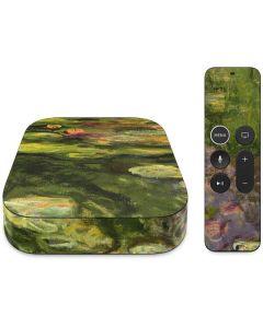 Monet - Waterlilies Apple TV Skin