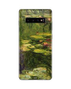 Monet - Waterlilies Galaxy S10 Plus Skin