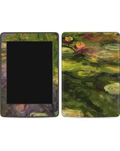 Monet - Waterlilies Amazon Kindle Skin