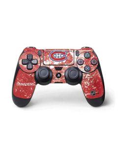 Montreal Canadiens Frozen PS4 Pro/Slim Controller Skin
