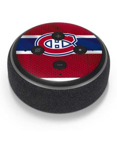 Montreal Canadiens Home Jersey Amazon Echo Dot Skin