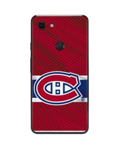 Montreal Canadiens Home Jersey Google Pixel 3 XL Skin