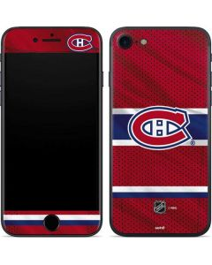Montreal Canadiens Home Jersey iPhone 7 Skin