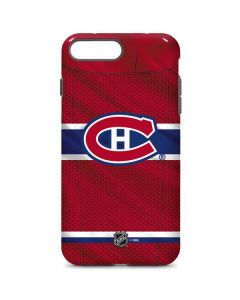 Montreal Canadiens Home Jersey iPhone 8 Plus Pro Case