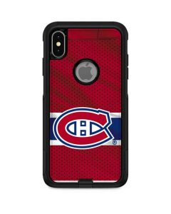 Montreal Canadiens Home Jersey Otterbox Commuter iPhone Skin