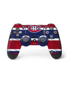 Montreal Canadiens Home Jersey PS4 Pro/Slim Controller Skin