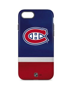 Montreal Canadiens Jersey iPhone 8 Pro Case
