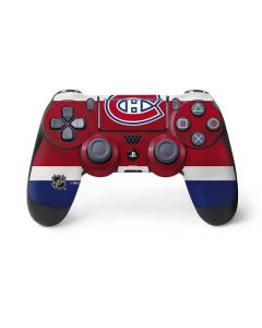 Montreal Canadiens Jersey PS4 Pro/Slim Controller Skin