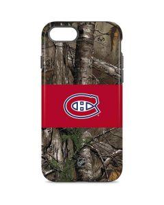 Montreal Canadiens Realtree Xtra Camo iPhone 8 Pro Case