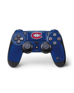 Montreal Canadiens Solid Background PS4 Pro/Slim Controller Skin